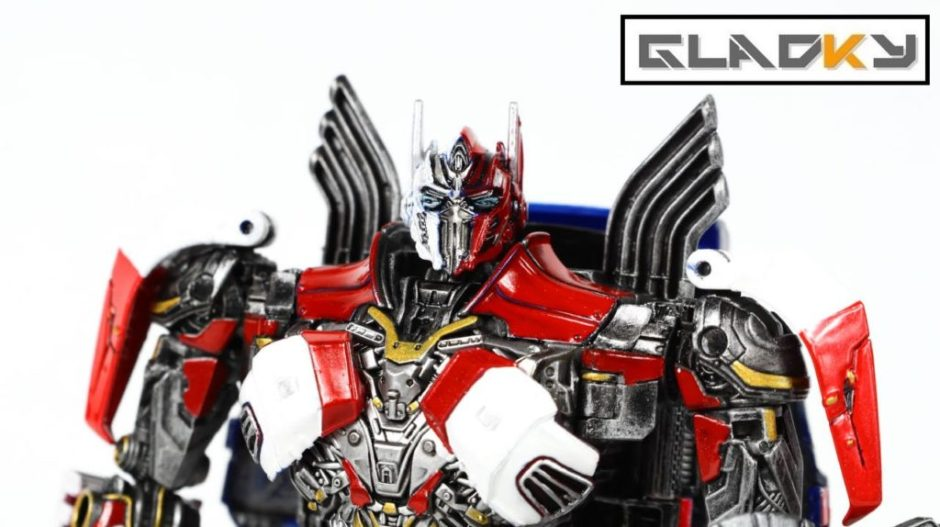 Polish Pride Optimus Prime