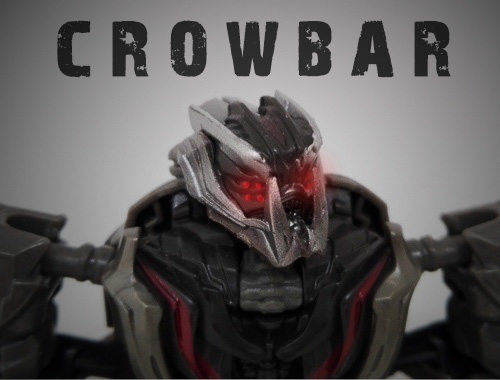 Transformers Studio Series Crowbar thumbnail