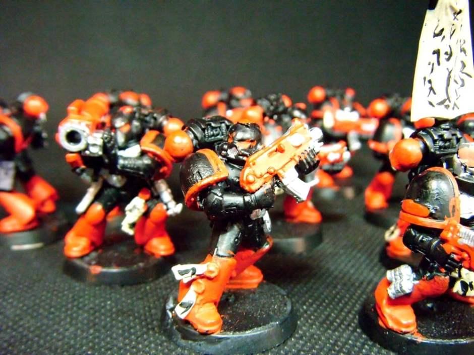 Dark Angels Tactical Squad