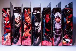 Maniacyfigurek Marvel Legends Kingpin BAF Pudełka Zbiorczy