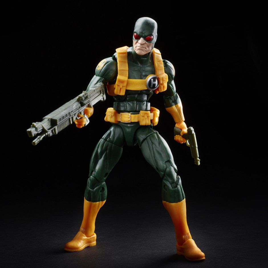 hydra soldier army builder