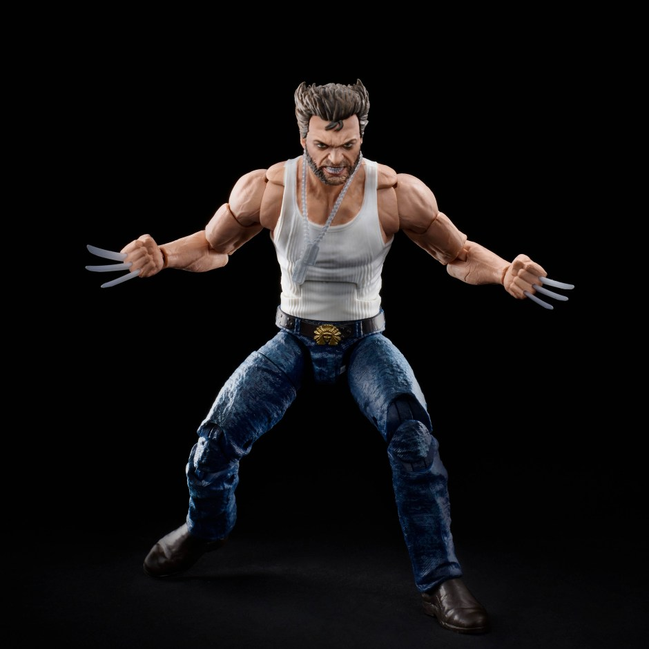 marvel legends x-men origins wolverine hugh jackman