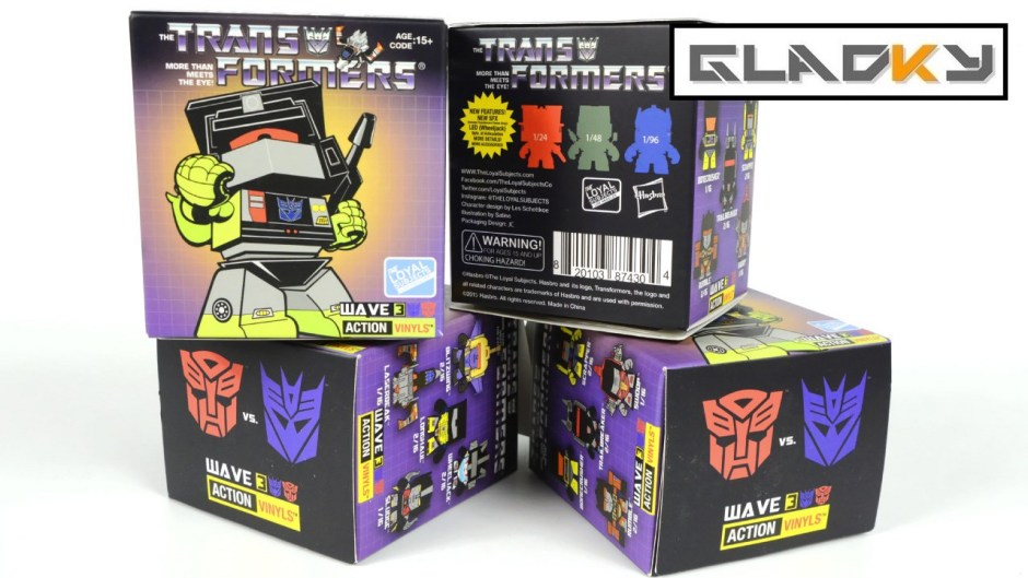 Transformers Loyal Subjects