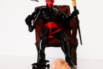 ManiacyFigurek Marvel Legends Kingpin BAF Night Thrasher 1mini