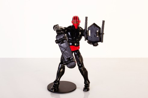 ManiacyFigurek Marvel Legends Kingpin BAF Night Thrasher 3