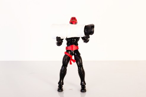 ManiacyFigurek Marvel Legends Kingpin BAF Night Thrasher 3a