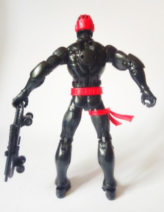 ManiacyFigurek Marvel Legends Kingpin BAF Night Thrasher 4b