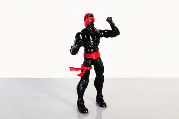 ManiacyFigurek Marvel Legends Kingpin BAF Night Thrasher 5