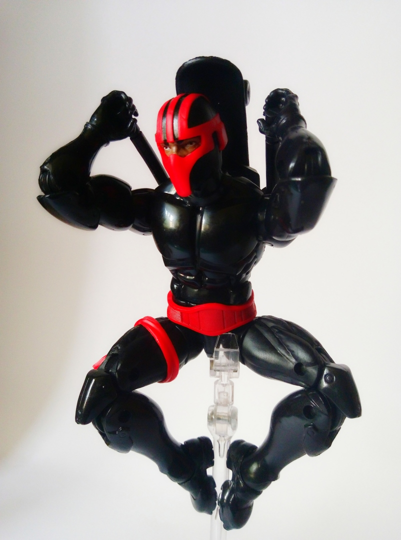 ManiacyFigurek Marvel Legends Kingpin BAF Night Thrasher 7
