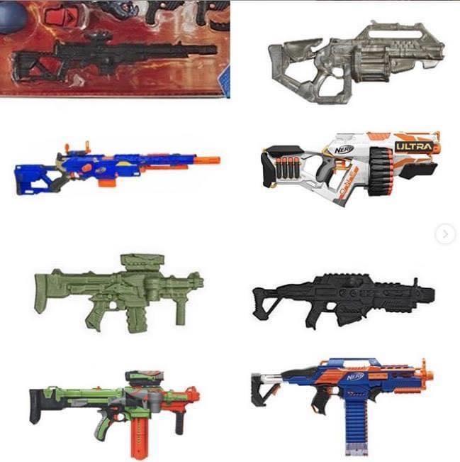 gi joe classified weapons nerfed