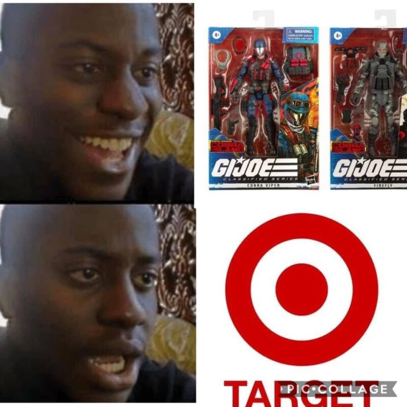 gi joe classified target wave 2 meme