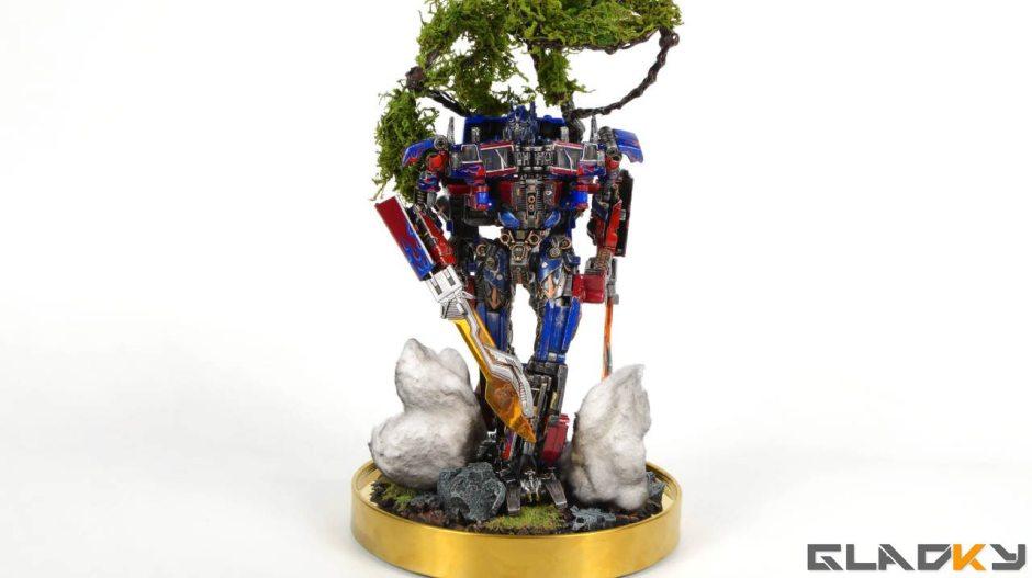 Custom Studio Series Optimus