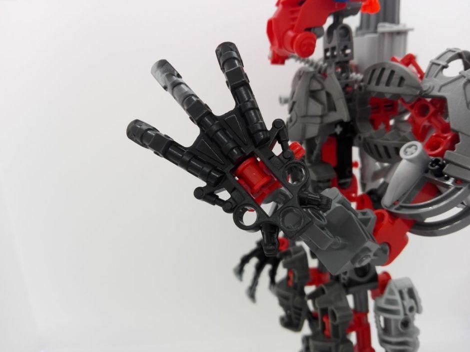 LEGO Bionicle 8924 Maxilos & Spinax Maxilos-arm-3