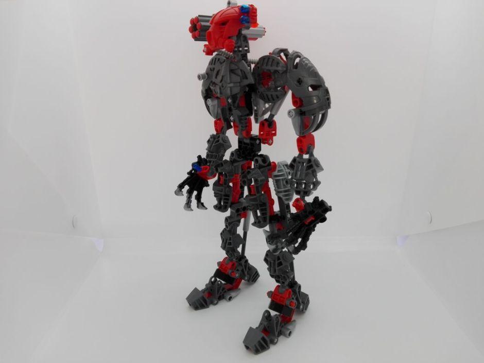 LEGO Bionicle 8924 Maxilos & Spinax Maxilos side-1