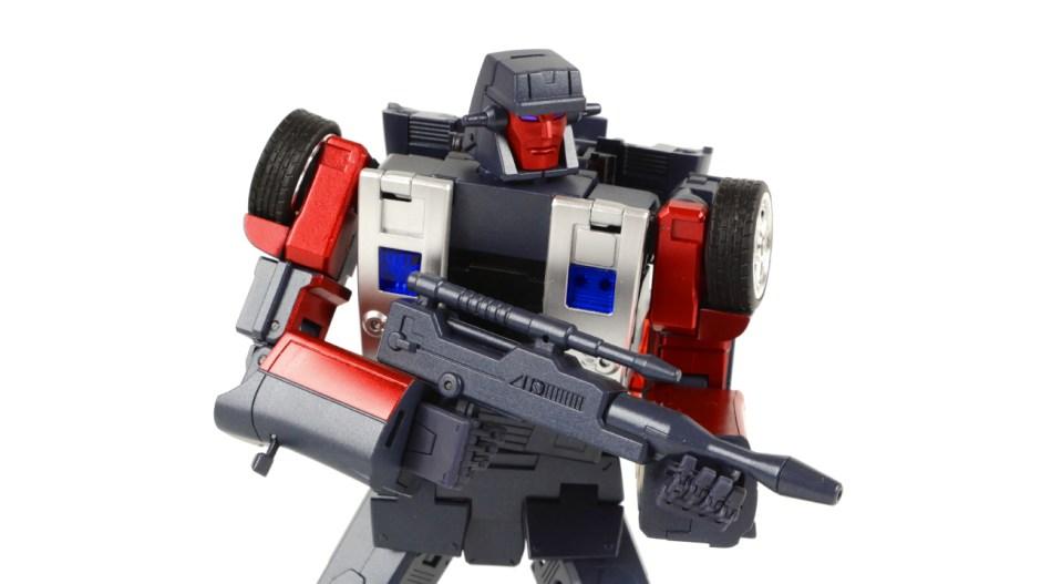 Fans Toys Magnum Transformers Masterpiece Wildrider