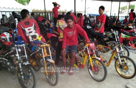 Motor Modifikasi Terkini Modifikasi Sepeda Drag Bmx