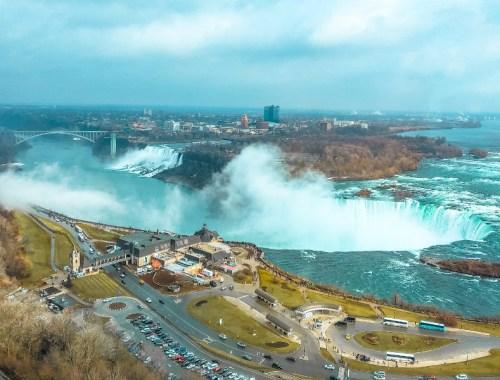 Canadian Hotels Niagara Falls View