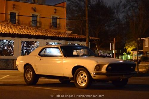 Ghost Mustang