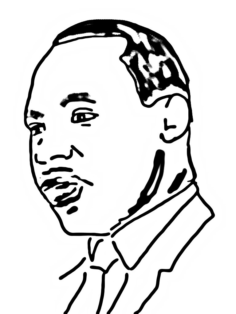 Martin Luther King Jr Crossword Puzzle