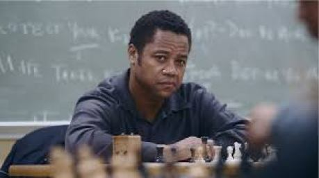 Always think before you move - Cuba Gooding Jr. as Eugene Brown