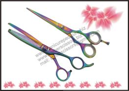Stylist scissors set, barber scissors set, Thinning Scissors, Chuncking Scissors, Hair Cutting Scissors set, Hair Cutting Shears