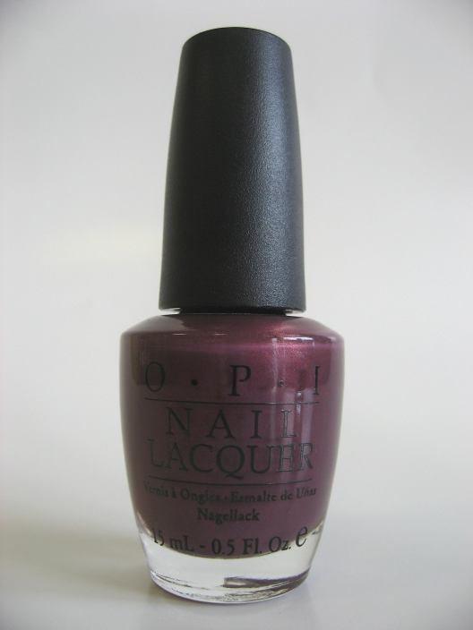 OPI R57 - CATHERINE THE GRAPE
