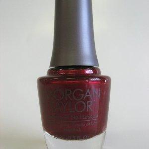 Morgan Taylor Nail Polish - 50201 What's Your Poinsettia
