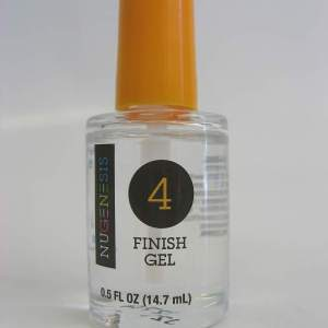 NuGenesis Finsh Gel 0.5oz Bottle
