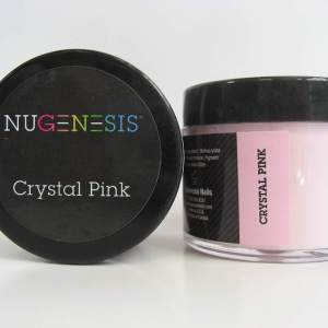 NuGenesis Dip Powder - Crystal Pink