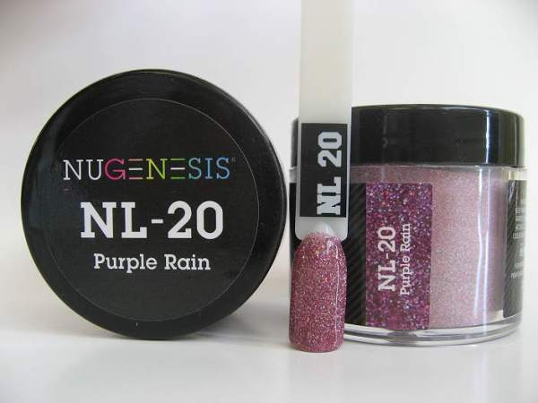 NuGenesis Dip Powder - Purple Rain NL-20