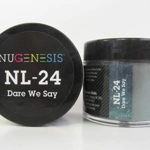 NuGenesis Dip Powder - Dare We Say NL-24