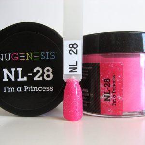 Nugenesis Easy Dip Powder - NL-28 I'm a Princess