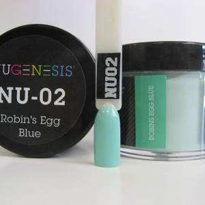 NuGenesis Dipping Powder - Robins Egg Blue NU-02