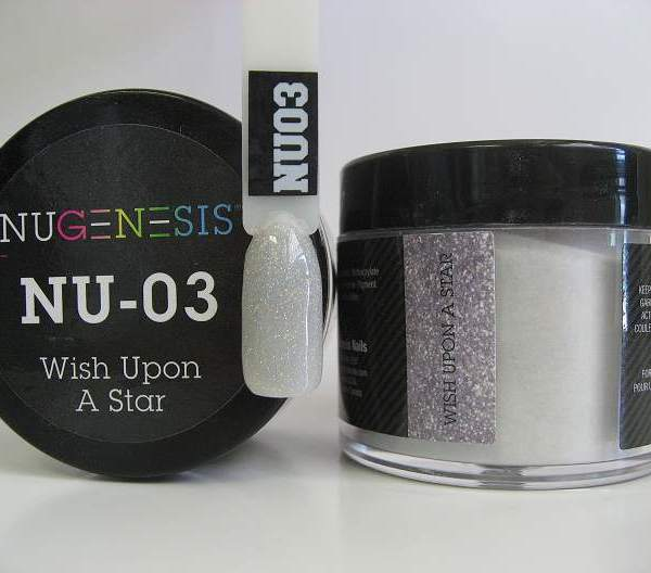 NuGenesis Dipping Powder - Wish Upon A Star NU-03