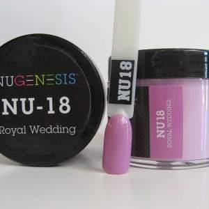 NuGenesis Dipping Powder - Royal Wedding NU-18