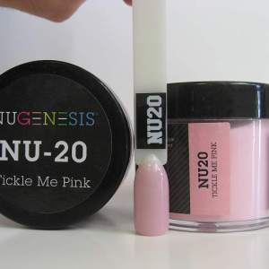 NuGenesis Dipping Powder - Tickle Me Pink NU-20