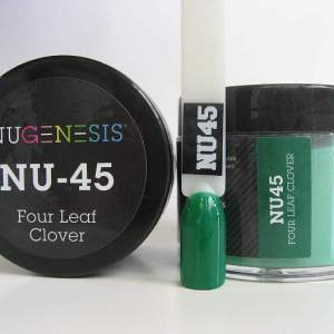 NuGenesis Dipping Powder - Four Leaf Clover NU-45