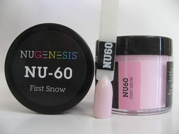 NuGenesis Dipping Powder - First Snow NU-60