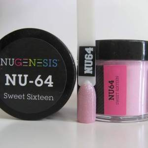 NuGenesis Dipping Powder - Sweet Sixteen NU-64