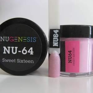 NuGenesis Dipping Powder - Sweet Sixteen NU-64