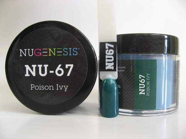 NuGenesis Dipping Powder - Poison Ivy NU-67
