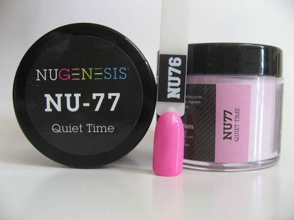 NuGenesis Dipping Powder - Quiet Time NU-77