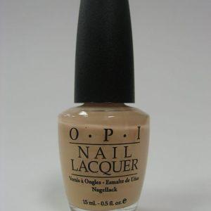 OPI Polish - A17 - Vanilla-Zuela
