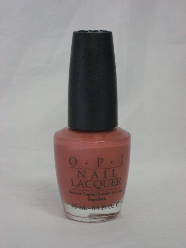 Discontinued OPI A54 - Don't Melbourne the Toast