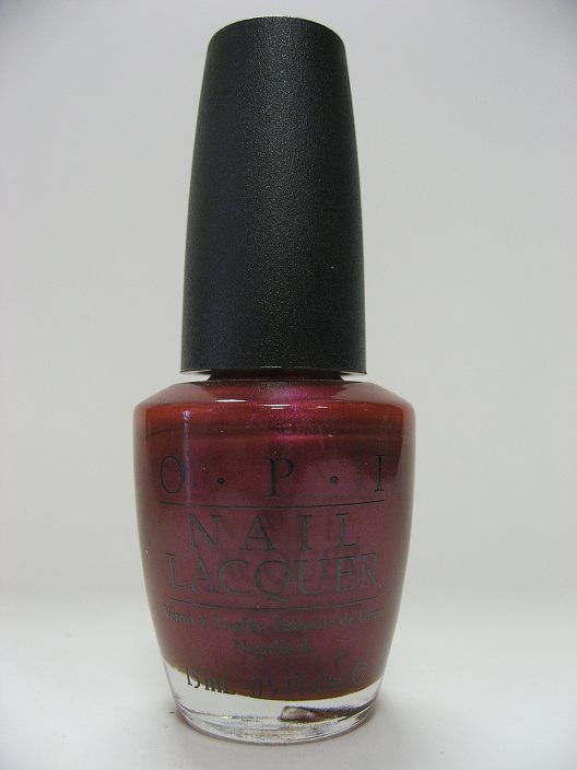 OPI Polish - C88 - Canadian Maple Leaf