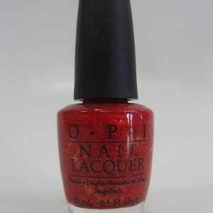 OPI Polish - HL D08 - THE SPY WHO LOVED ME