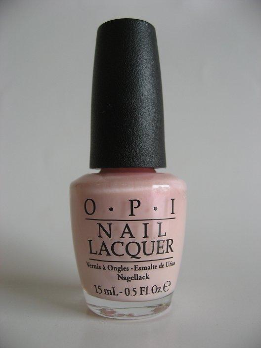 OPI Polish - NL H33 - Otherwise Engaged