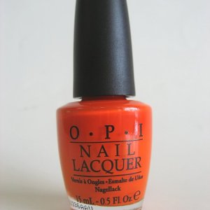 OPI Polish - NL H53 - A Roll In The Hague