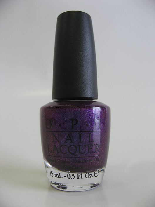 Discontinued OPI S97 - Grape… Set… Match