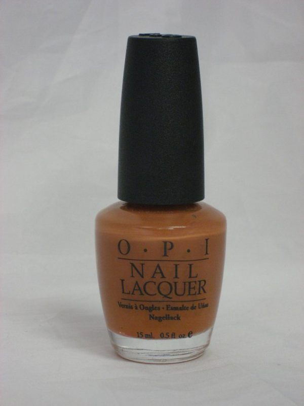 Discontinued OPI W23 - OPI And Apple Pie